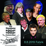 The Hamburg Boogie Woogie Connection 2019